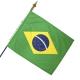 Drapeau Brésil tous les drapeaux Unic