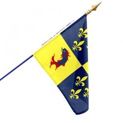 Drapeau Dauphiné Unic drapeau region province
