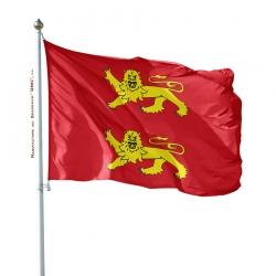 Pavillon Normandie Unic drapeau region province