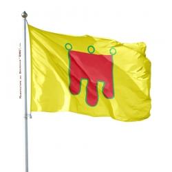 Pavillon Auvergne drapeaux regionaux Unic
