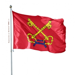 Pavillon Comtat Venaissin drapeaux regionaux Unic