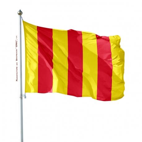 Pavillon Comté de Foix drapeau region Unic