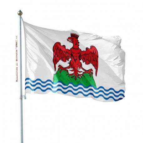 Pavillon Comté de Nice drapeau Province française Unic