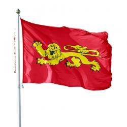 Pavillon Guyenne drapeaux provinces françaises Unic