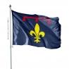 Pavillon Provence dans drapeaux provinces françaises Unic