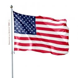 Pavillon Etats Unis drapeau du monde Unic