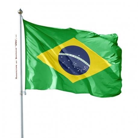 Pavillon Brésil drapeau du monde Unic