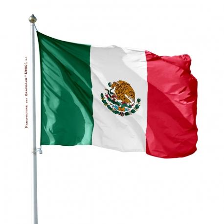 Pavillon Mexique drapeau du monde Unic