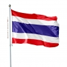 Pavillon Thailande drapeau pays