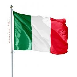 Pavillon Italie drapeau du monde Unic
