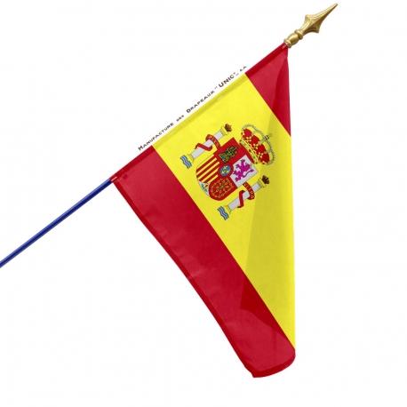 Drapeau Espagne drapeau du monde Unic