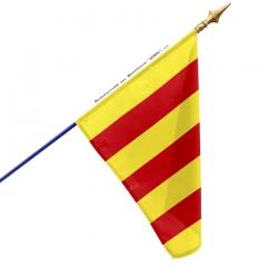 Drapeau Comté de Foix drapeaux regionaux Unic