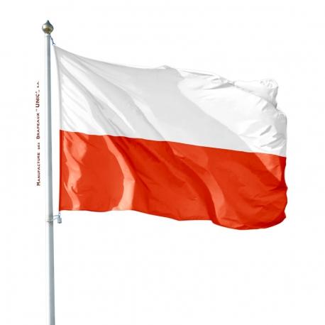Pavillon Pologne drapeau des pays d'Europe