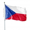 Pavillon République Tchèque drapeau des pays Unic