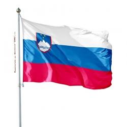 Pavillon Slovénie drapeau des pays Unic