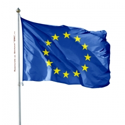 Pavillon Europe drapeau du monde Unic