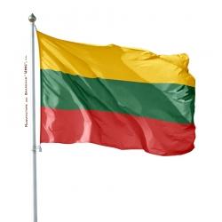 Pavillon Lituanie drapeau du monde Drapeaux Unic