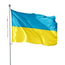 Pavillon Ukraine drapeaux des pays Unic