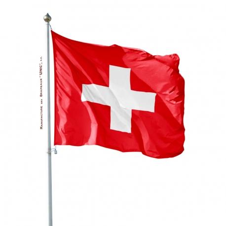 Pavillon Suisse drapeau pays d'Europe