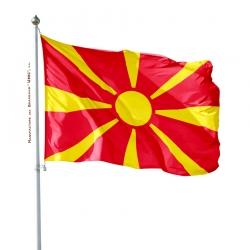Pavillon Macedoine un drapeau du monde Drapeaux Unic