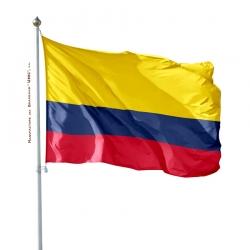 Pavillon Colombie drapeau pays Unic