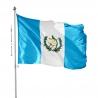 Pavillon Guatemala fabrication drapeau Unic