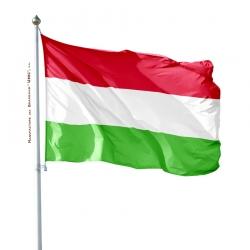Pavillon Hongrie fabrication drapeau Unic