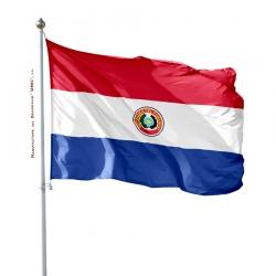 Pavillon Paraguay