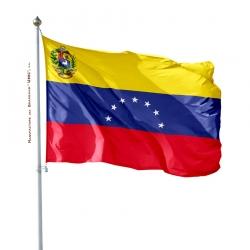 Pavillon Venezuela