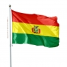 Pavillon Bolivie drapeau pays Unic
