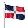 Pavillon République Dominicaine drapeau des pays Unic