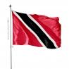 Pavillon Trinite et Tobago drapeaux des pays Unic