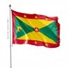 Pavillon Grenade drapeau pays Unic
