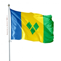 Pavillon Saint Vincent et les Grenadines