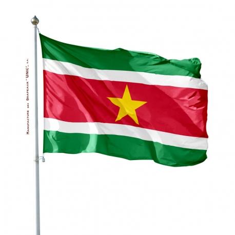 Pavillon Suriname drapeaux Unic
