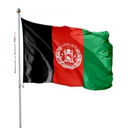 Pavillon Afghanistan drapeau du monde Unic