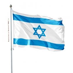 Pavillon Israel achat drapeau du monde Unic