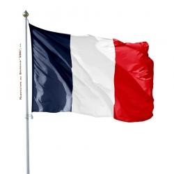 Pavillon France drapeau du monde Unic
