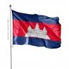 Pavillon Cambodge Unic tous les drapeaux