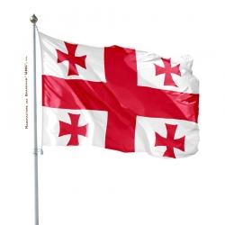 Pavillon Georgie tous les drapeaux Unic