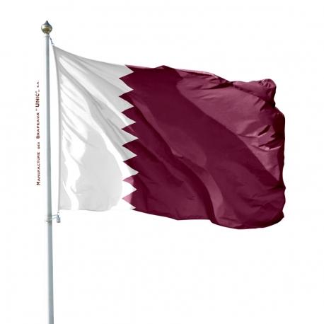 Pavillon Qatar Drapeaux Unic
