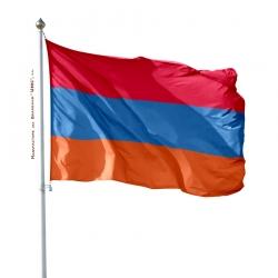 Pavillon Arménie pays d'Asie