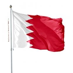 Pavillon Bahrein drapeau pays Unic