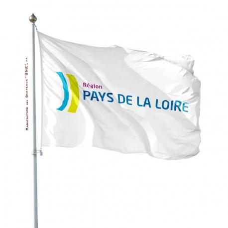Pavillon Pays de la Loire drapeau région Unic