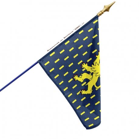 Drapeau Franche Comté Unic drapeau region