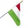Drapeau Hongrie par Unic fabricant de drapeaux