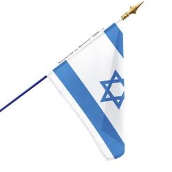 Drapeau Israel drapeaux des pays Unic