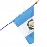 Drapeau Guatemala fabrication drapeau Unic