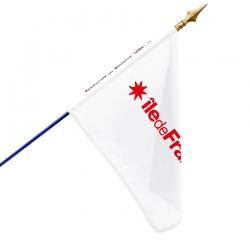 Drapeau Ile de France drapeaux regionaux Unic