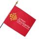 Drapeau Occitanie drapeaux regionaux Unic